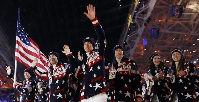 White House: We look forward to U.S. athletes participating in the Winter Olympics in South Korea