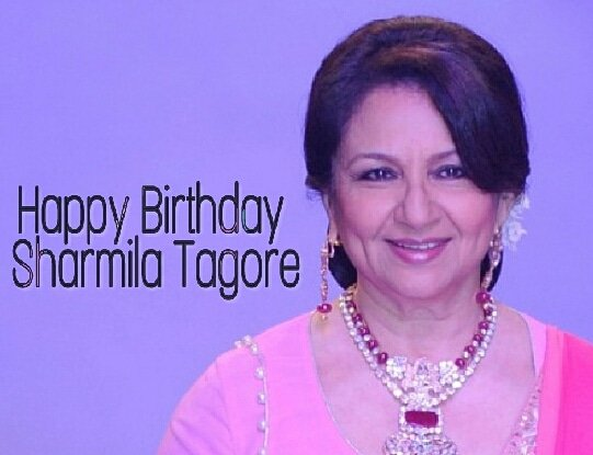 Here\s wishing the evergreen gorgeous Sharmila Tagore a very happy birthday