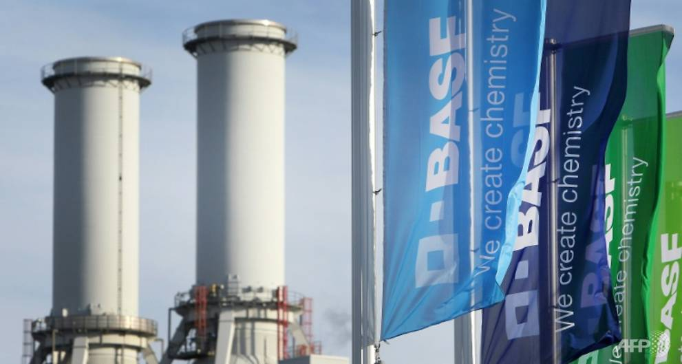 Germany's BASF agrees oil merger with Russian tycoon's firm