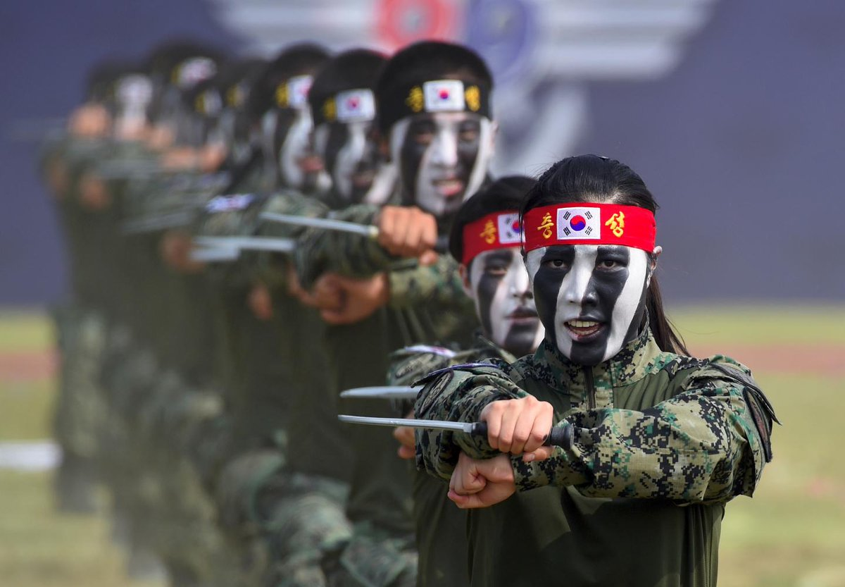 "South Korea's ""decapitation unit"" will be armed with suicide drones and grenade machine guns"