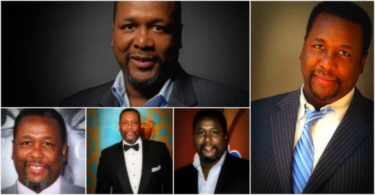 Happy Birthday to Wendell Pierce (born December 8, 1963)