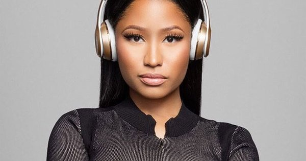 Happy birthday to rapper, singer and actress, Nicki Minaj.  Best wishes from GOtv