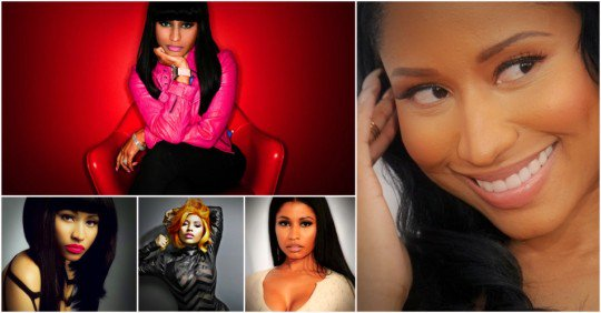 Happy Birthday to Nicki Minaj (born December 8, 1982)
