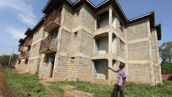 80 houses sitting on sewers to be demolished in Kisumu