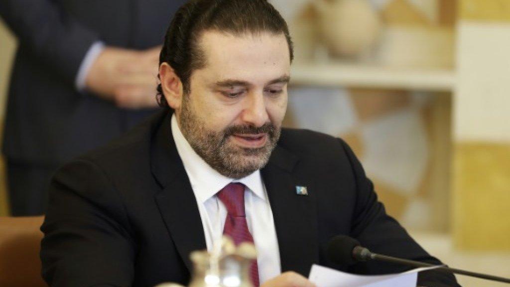 World leaders to 're-legitimise' Lebanon's Hariri at Paris talks