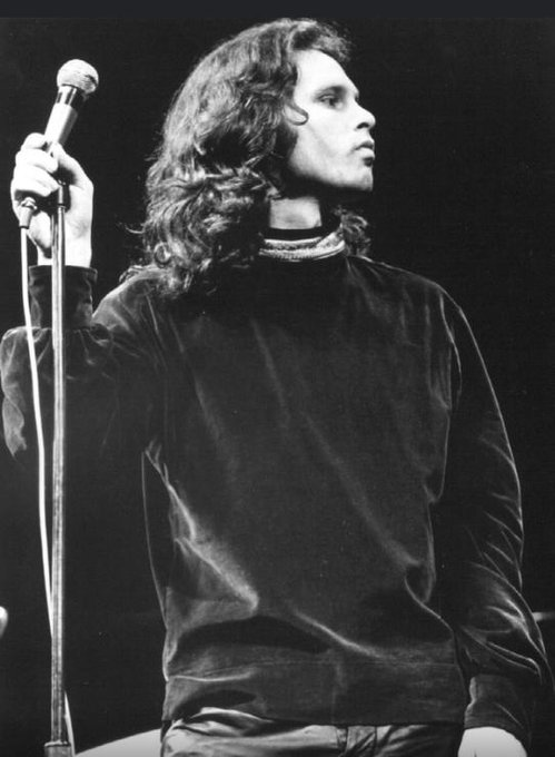 Happy Birthday Jim Morrison, who would have been 74 today.
