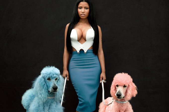 Happy Birthday Nicki Minaj 1982 12 8                                35