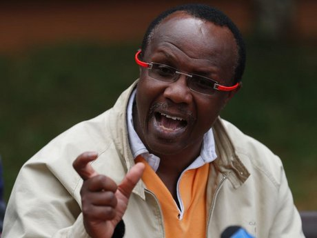 UhuRuto are wimps hiding behind power, David Ndii says on arrest