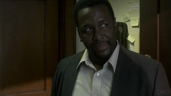 Wendell Pierce was born on this day 54 years ago. Happy Birthday! What\s the movie? 5 min to answer!