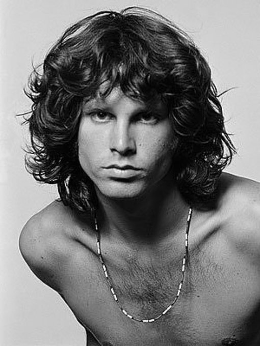 "Happy birthday to the ""Lizard King\"" himself, the iconic Jim Morrison (R.I.P)"