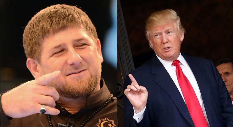 Kadyrov blasts Trump's Jerusalem move as 'crude,' warns of full-scale war in Middle-East