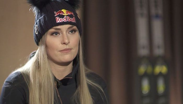 Olympian Lindsey Vonn says she won't represent Trump at Winter Games