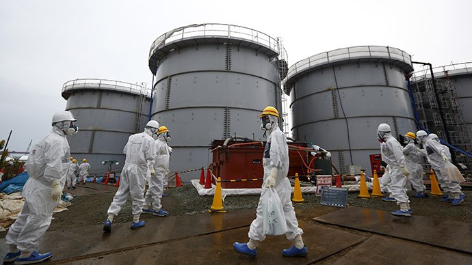 Russia ready to help Japan clean up Fukushima disaster: 'Different options discussed'