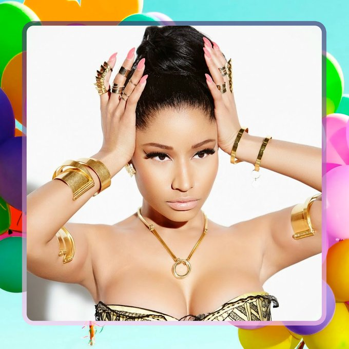 Happy Birthday   What is your favourite Nicki Minaj track NOW fans??