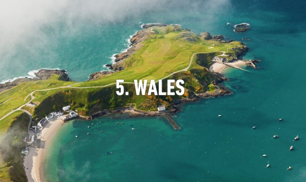 RT @RoughGuides: Wales made the Rough Guide to 2018! Find out why here:  https://t.co/EV51EsI0vh  @visitwales https://t.co/g3UwWJb2YQ