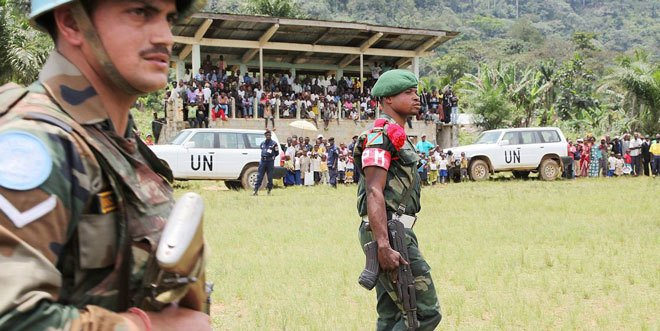 14 Tanzanian UN peacekeepers dead in DR Congo attack
