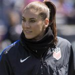 Controversial Hope Solo running for president of US Soccer