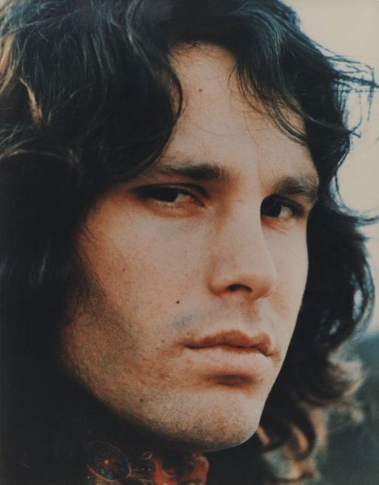 Gone too soon. Happy Birthday Jim Morrison