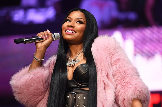 It\s Nicki day! Happy 35th birthday to the iconic superstar Nicki Minaj! Enjoy your day