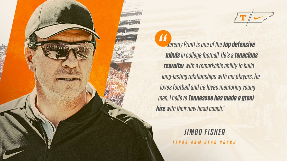 Vol_Football coach pruitt