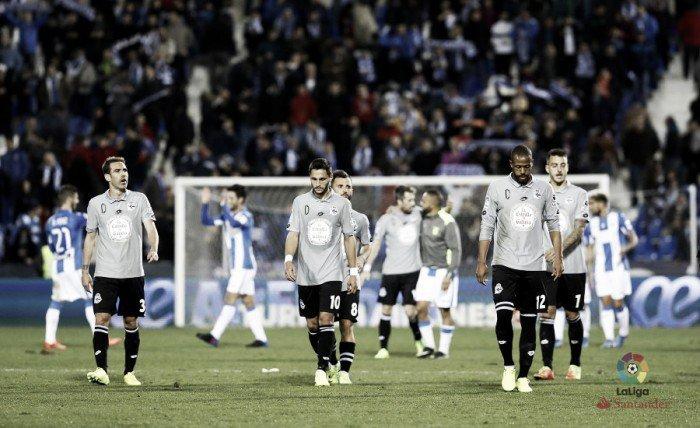 El Deportivo no sabe lo que es ganar al Leganés https://t.co/5Fb5LByEtI #DeporVAVEL https://t.co/xGePaCzeTm
