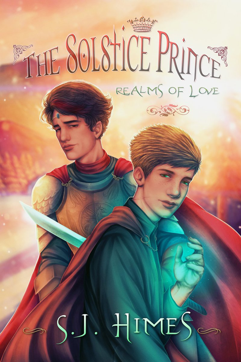 Book Review: The Solstice Prince by S.J. Himes https://t.co/VbHhwAwNvB https://t.co/XuVIVxFDYj