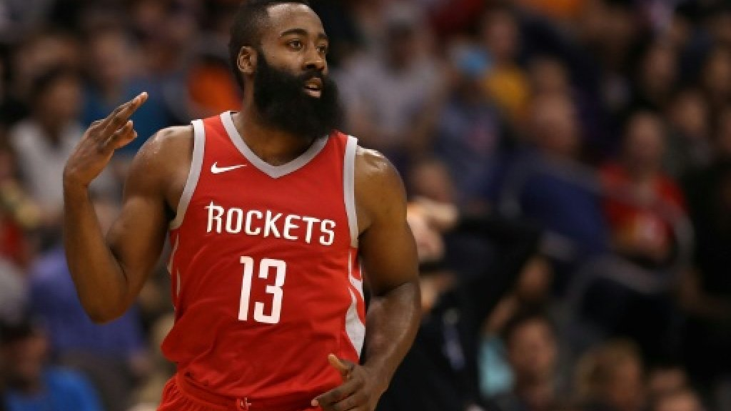 Rockets down Jazz for eighth straight NBA win