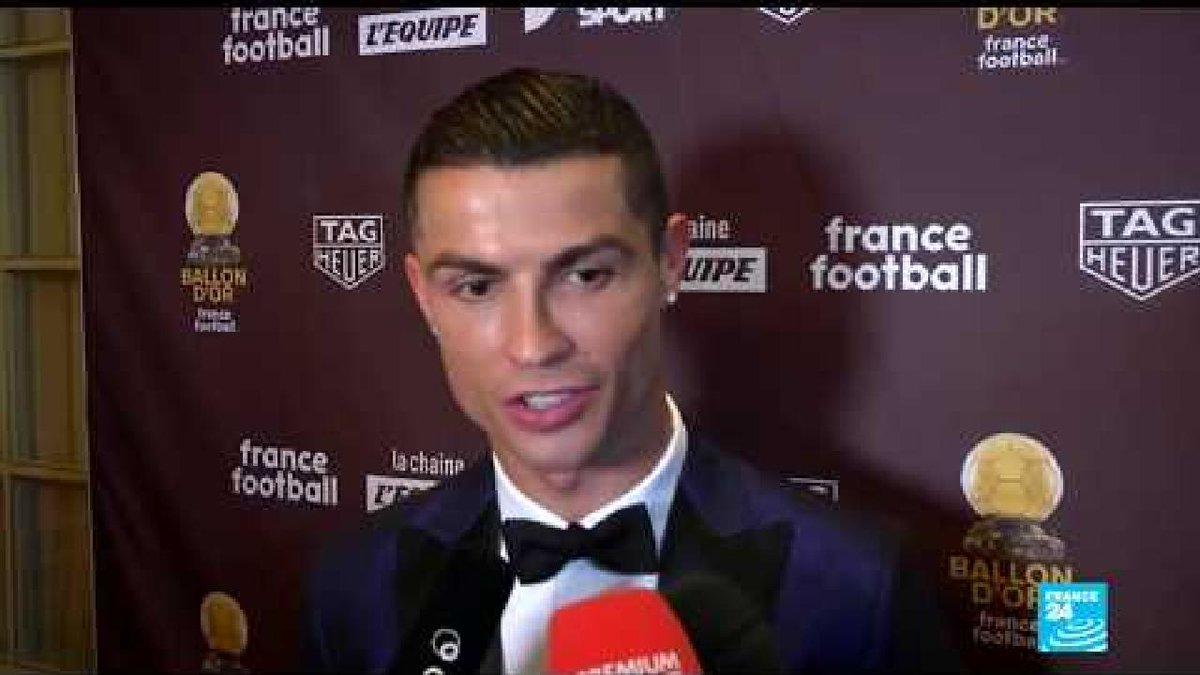 ?? Football: Ronaldo wins fifth Ballon d'Or award