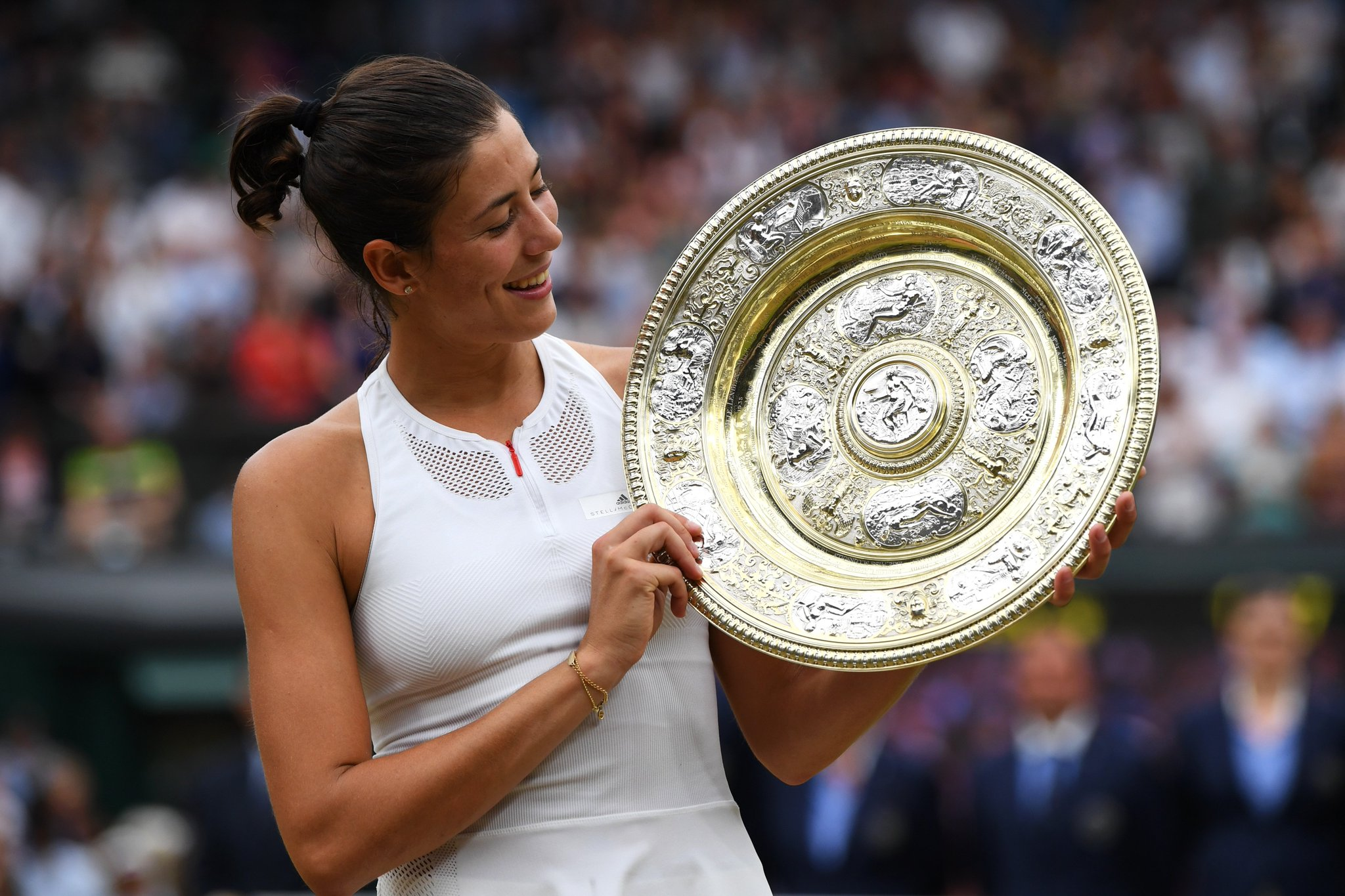 Congrats @GarbiMuguruza! ��  #Wimbledon champ named ITF World Champion--> https://t.co/JAgFCov16D https://t.co/dNTwFm0qV8