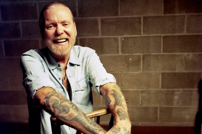 Happy birthday to the late Gregg Allman.  A legend always.