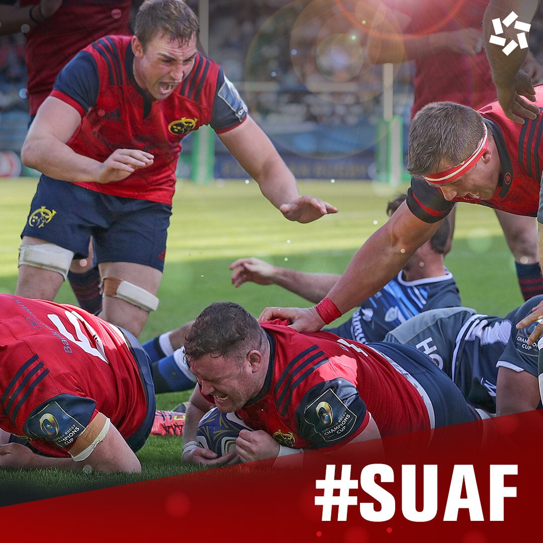 It's a Champions Cup weekend against old rivals and Van Graan's men are ready for battle💪🏻 #LSSBootRoom #MUNvLEI https://t.co/mF0meM8PLg