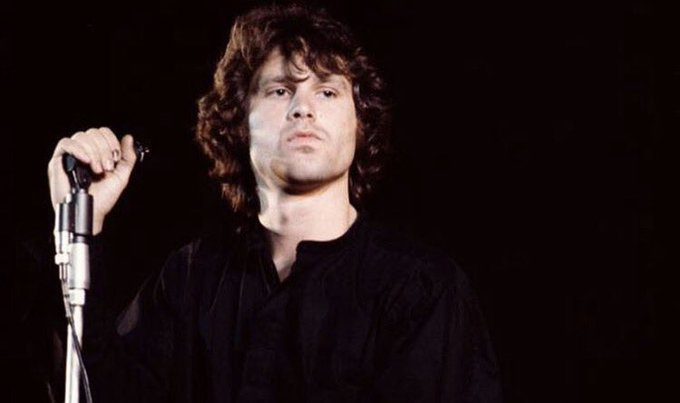 Happy Birthday to this sexy motherfucker of the afterlife. I\ll always love you madly, Jim Morrison.