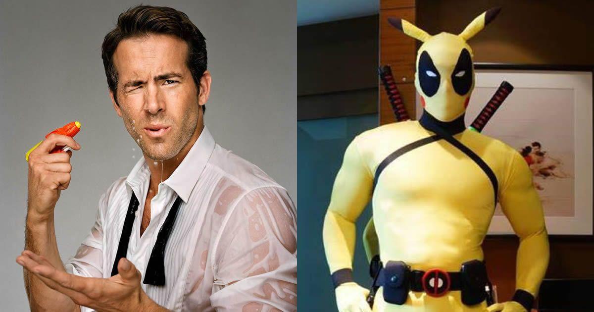 Ryan Reynolds stars in live ac detective pikachu