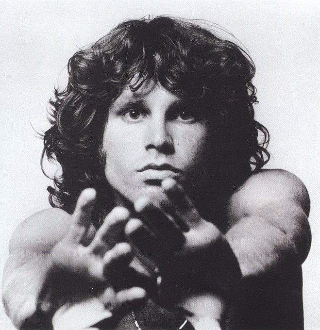 Happy Birthday Jim Morrison.  Mr. MoJo Risin