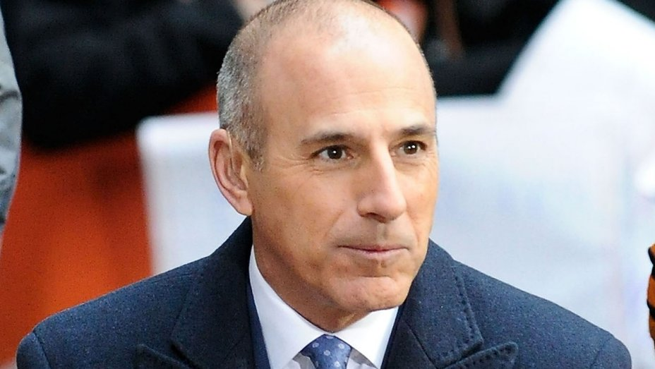 NBC News starting to interview employees in post-Matt Lauer
