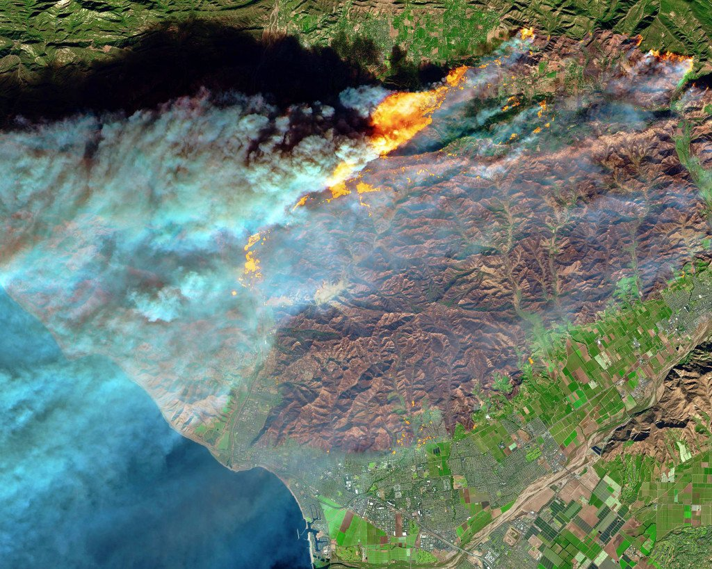 See the destruction and fury of Ventura's Thomas fire from space https://t.co/XlZnRn1M1y https://t.co/otghmqbGID