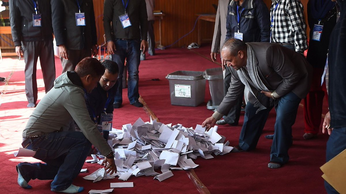 Left alliance wins five parliamentary seats in first phase of Nepal's polls