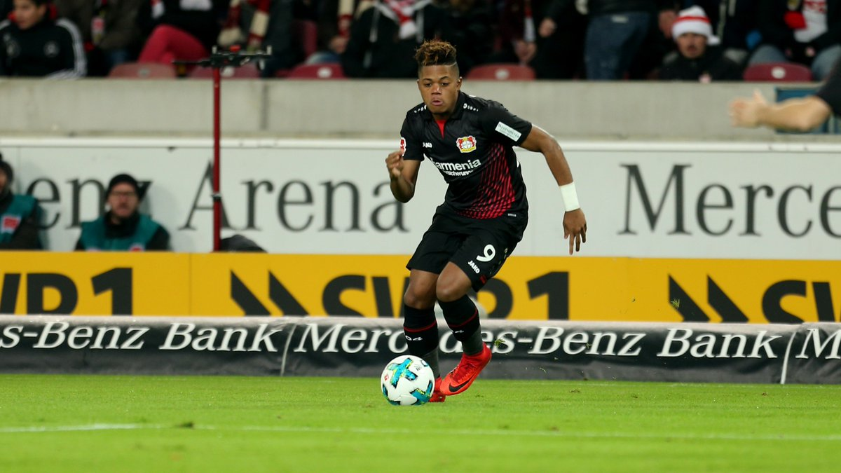 RT @bayer04_en: Superb assist from @leonbailey to make it all happen! https://t.co/8BFWQw0ncr