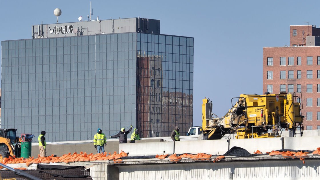 Interstate 29 ramps in Sioux City will open as reconstruction continues