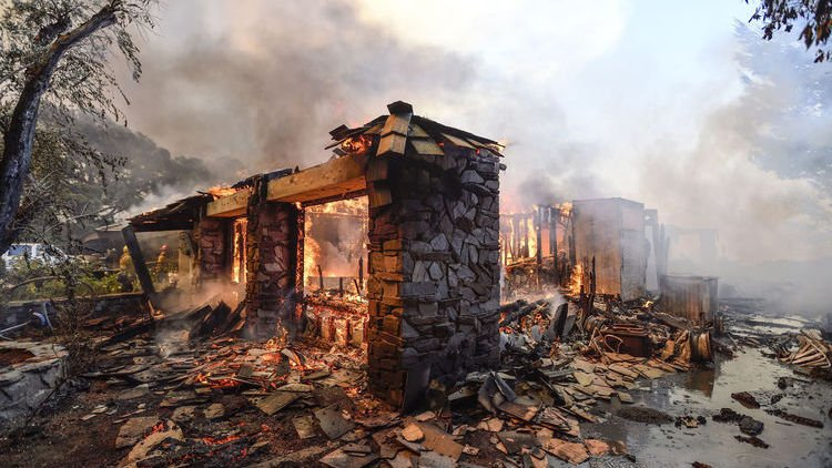 Insurance claims for Northern California wildfires reach $9 billion