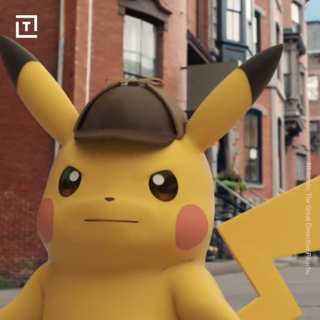 Thrillist detective pikachu