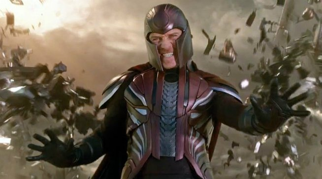 Dark Phoenix  Magneto's mutant dark phoenix