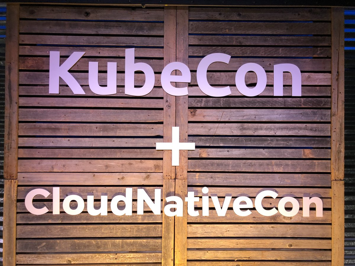 #CloudNativeCon