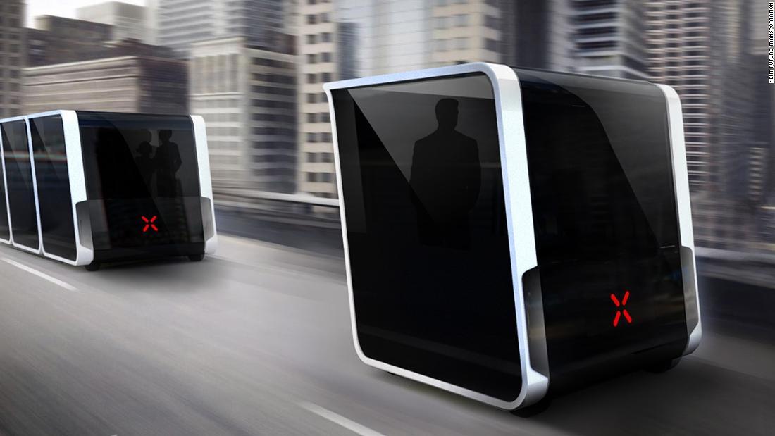Dubai has big plans to revolutionize how we travel