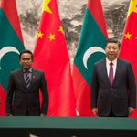 Maldives rushes through trade pact with China despite opposition