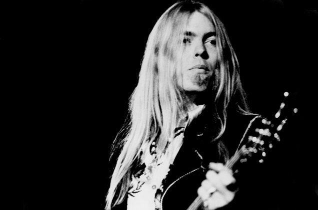 Happy Birthday to Gregg Allman.