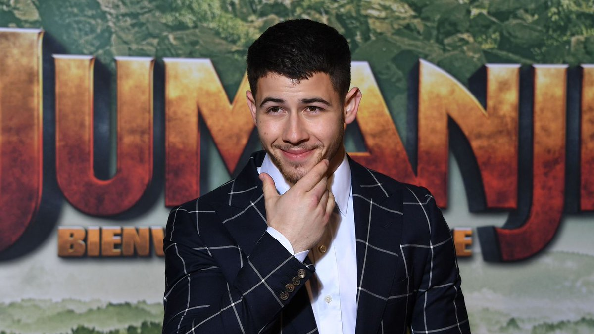 Nick Jonas Co-Wrote A Jumanji Theme Song And It's As Good As You Think