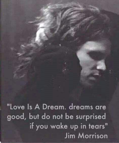 Happy birthday to my childhood crush, Jim Morrison.