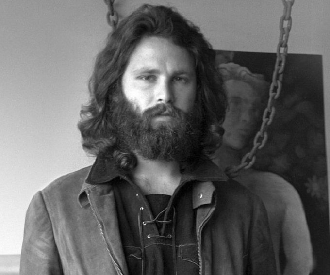 Happy birthday to Jim Morrison!