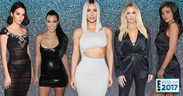 Somehow, every year gets even crazier for the Kardashian-Jenners, and 2017 was no exception.